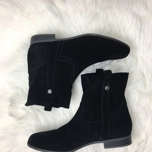 Frye Suede Ankle Boots Size 9